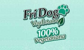 Fri Dog Ração Vegetariana